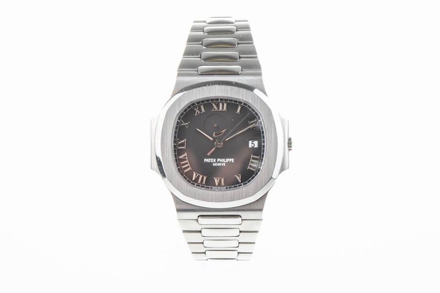 A fine and rare Patek Philippe Nautilusautomatic wristwatch