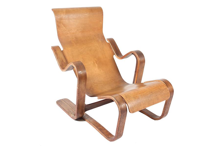 Isokon short chair