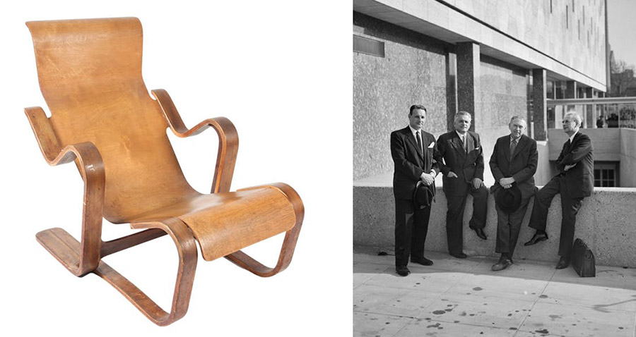 Marcel Breuer and the Short Chair