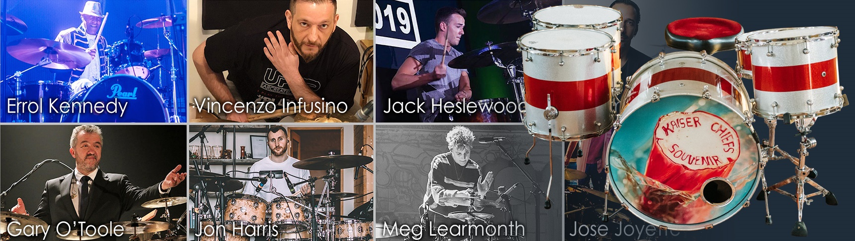 Drumathon 2020 Charity Auction - Drum for the NHS