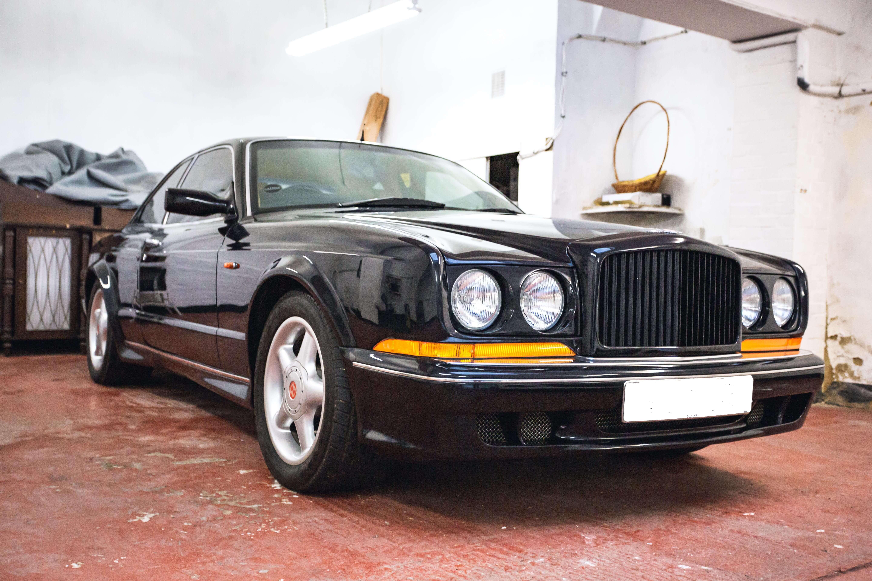 Bentley Continental T Auto 1997
