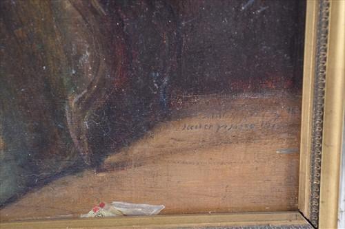Lot 11-Ferdinand Heilbuth (1826-1889) German a study of...