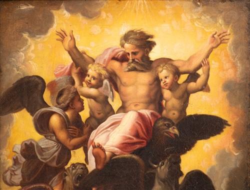 Lot 1-After Raphael Sanzio, 19th century 'Ezekiel's...