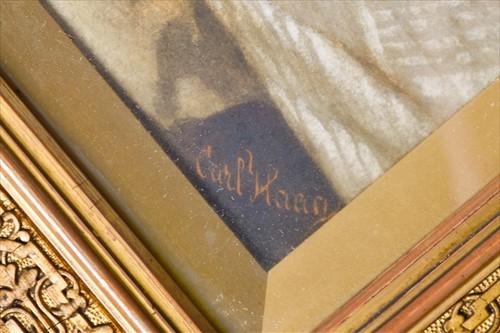 Lot 1 - Carl Haag (1820-1915) German/British 'The...