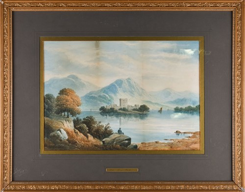 Lot 28-Alexander Naysmith (1758-1840) Scottish 'Loch...