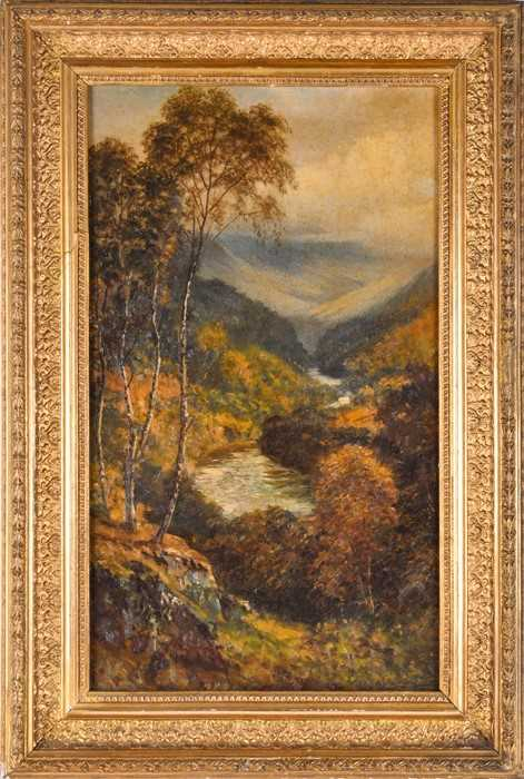 Lot 30-Attributed to William Mouncey (1852-1901) British ...