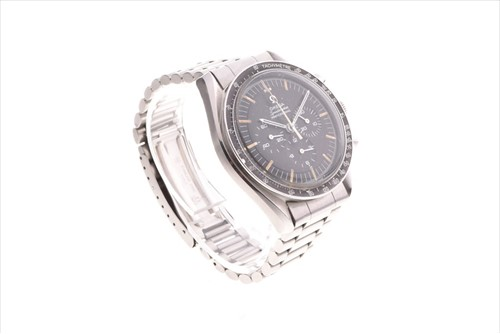 Lot 314-A 1968 Omega Speedmaster Professional ref. 145....