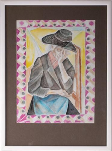 Lot 31-Marevna Marie Vorobieff (1892-1984) Russian a...