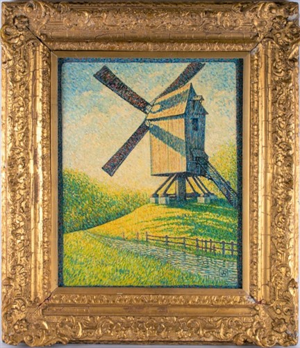 Lot 32-Manner of Théo van Rysselberghe (1862-1926)...