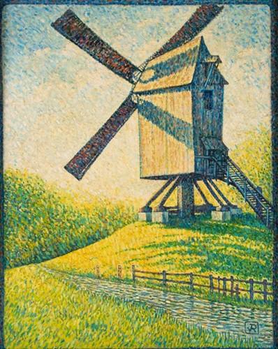 Lot 32-Manner of Théo van Rysselberghe (1862-1926)...