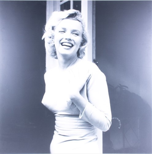 Lot 64-Evening Standard/Getty Images 'Happy Marilyn'...