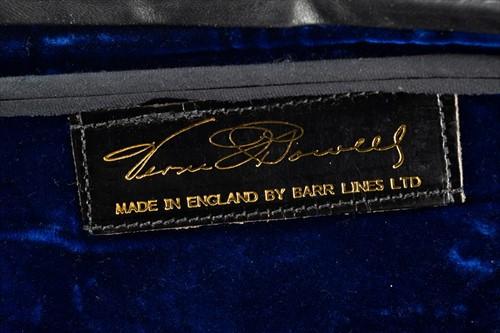 Lot 244 - A Verne O. Powell flute engraved 'Verne O....