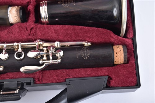 Lot 511-A clarinet by Buffet Crampton & Co of Paris each...