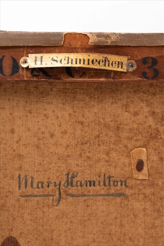 Lot 8-Hermann Schmiechen (1855-1925) German 'Mary...