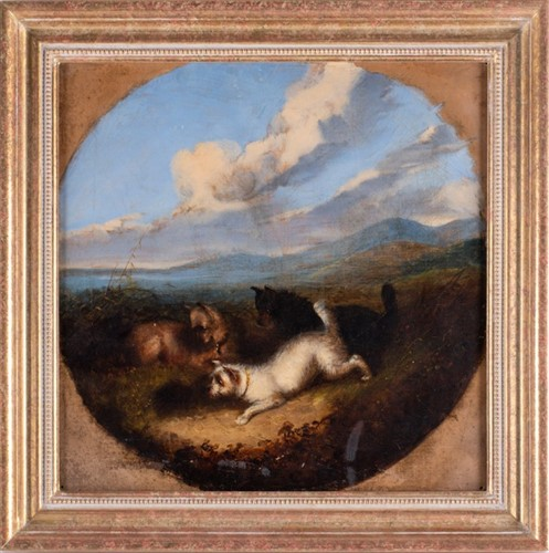 Lot 15-Attributed to George Armfield (1810-1893) English ...