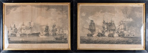 Lot 46-Richard Wright of Liverpool (c. 1720-c. 1775)...