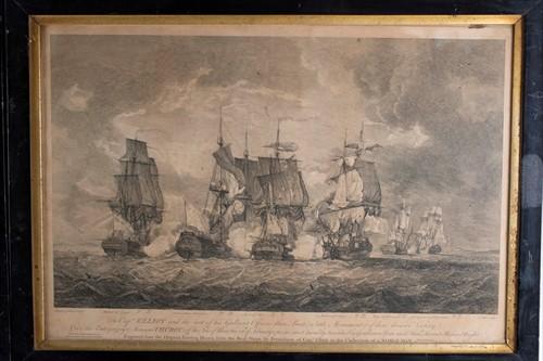Lot 46-Richard Wright of Liverpool (c. 1720-c. 1775)...