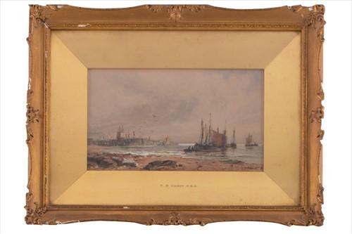 Lot 54-Thomas Bush Hardy RBA (1842-1897) British...