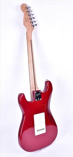Lot 136 - The Rolling Stones a signed guitarists red...