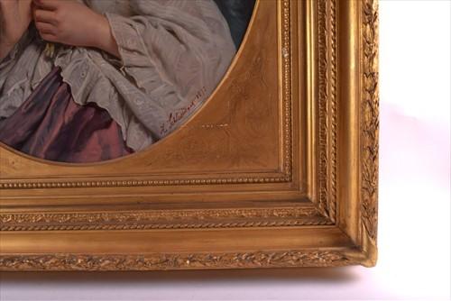 Lot 98 - Henri Guillaume Schlesinger (1814 - 1893)...