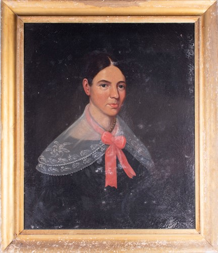 Lot 32-Attributed to Thomas Hewer Hinckley (1813-1896)...