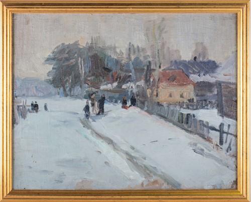 Lot 21-Mikael Filippovitch Volodine (1912-1987) Russian...