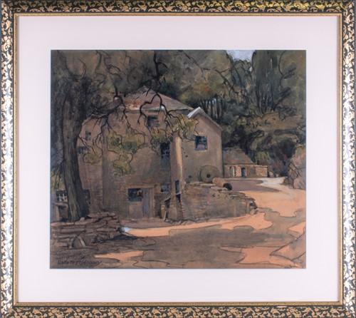 Lot 29-Dorothy Lake Gregory (1893-1970) American...
