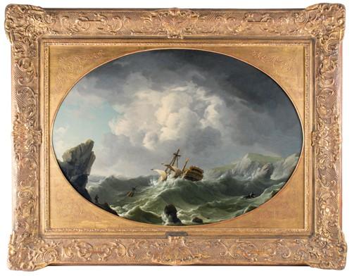 Lot 6-Charles Brooking (1723-1759) British 'A British...
