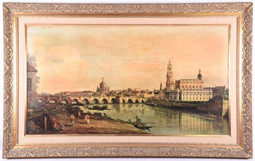 Lot 37-After Bernardo Bellotto, (c. 1721-1780) Italian,...