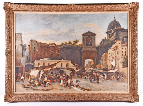 Lot 28-Raimundo de Madrazo y Garreta (1841-1920) Spanish,...