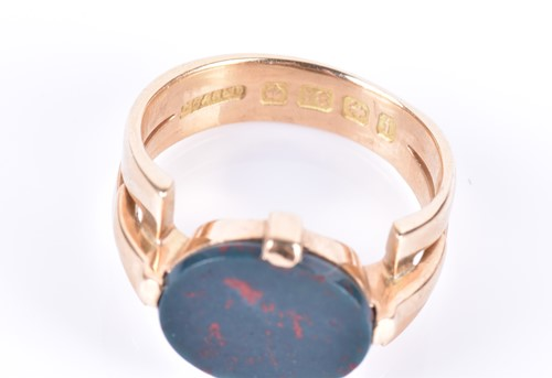 Lot 29-An early 20th century 18ct yellow gold and...