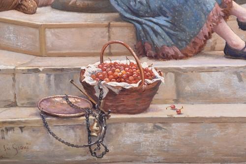 Lot 473 - Antonio Ermolao Paoletti (1834-1912) Italian A...
