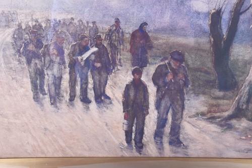Lot 18 - Thomas Hunt (1854-1929) British ARSA, VPRSW...