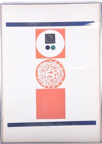 Lot 51-Radovan D Kraguly (Yugoslavian, b.1935), 'Coral', ...
