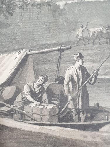 Lot 11-Manner of Claude Joseph Vernet (1714 - 1789), The ...