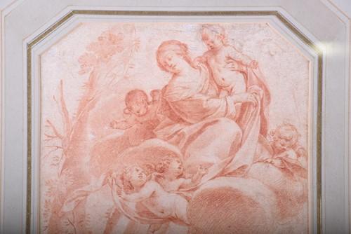 Lot 15-Attributed to Laurent De La Hyre (1606 - 1656),...