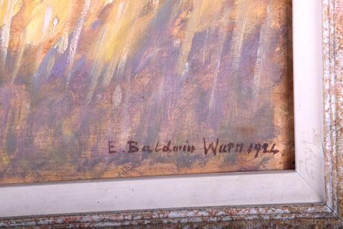 Lot 18-Elizabeth Baldwin Warne (British, 1866 - 1943)...