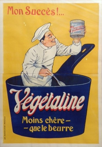 Lot 43-A large early 20th century French adverstising...