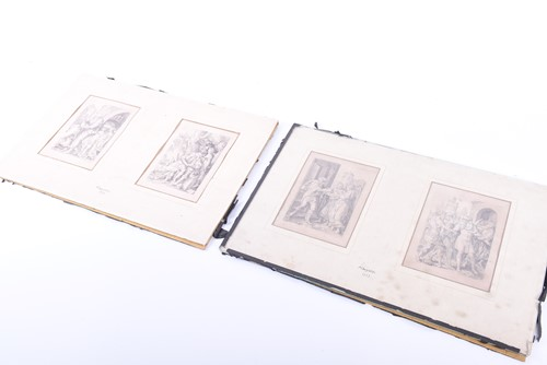 Lot 45-Heinrich Aldegrefer (1502 - 1555/61), The Story...