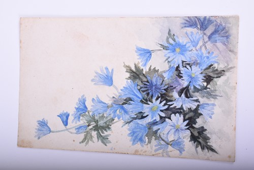 Lot 25-A collection of Italian view watercolours early - ...