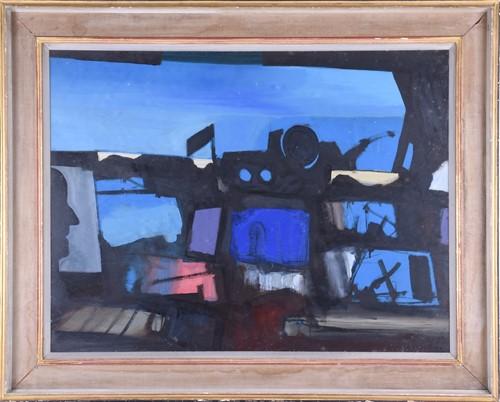 Lot 58-John Philip Hultberg (American, 1922 - 2005), '...