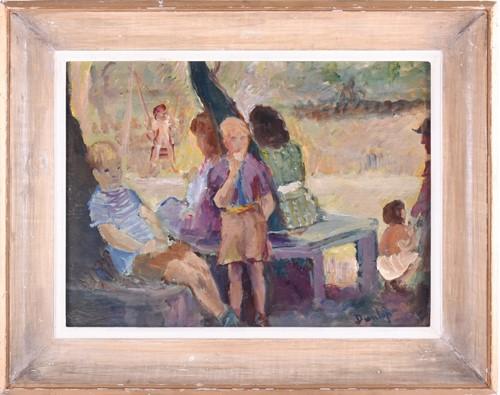Lot 16-Ronald Ossory Dunlop (1894 - 1973), Children...