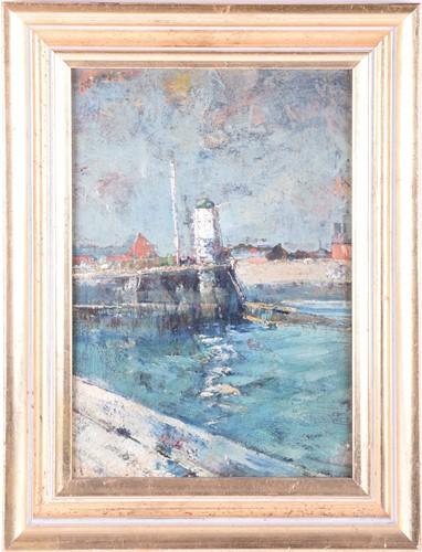 Lot 29-John Henry Inskip RBA (1864 - 1947), ' The...