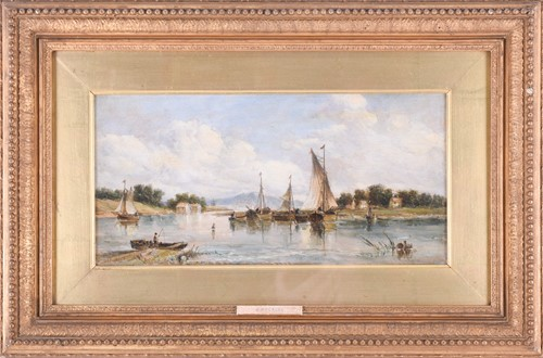 Lot 60-Alfred Henry Vickers (1853-1907) British a...