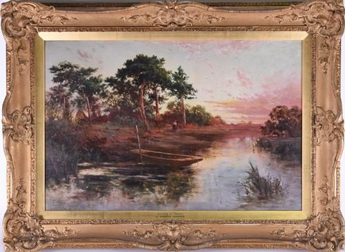 Lot 6-John Horace Hooper (1852-1906) British Sonning...