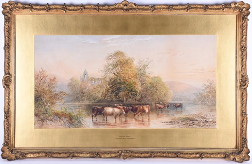 Lot 42-Cornelius Pearson (1805-1891) British and...