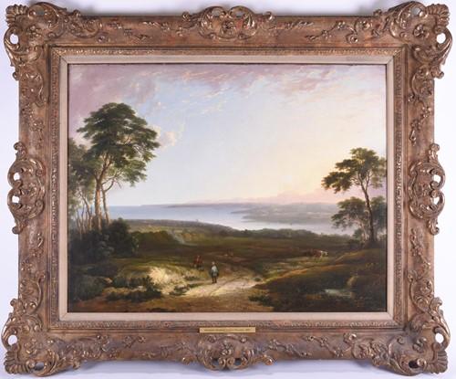 Lot 35-Anthony Vandyke Copley Fielding (1787-1855)...
