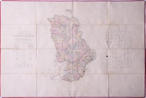 Lot 68 - Ireland: Ordnance Survey (publishers), a...