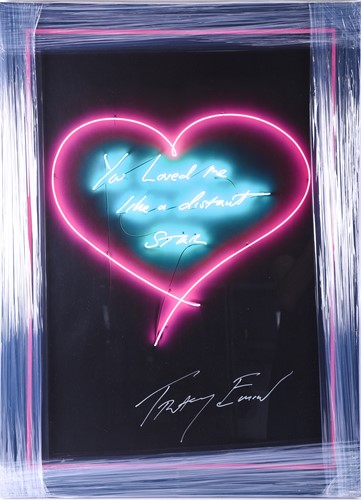 Lot 47 - Tracey Emin (born 1963), British, 'You Loved...