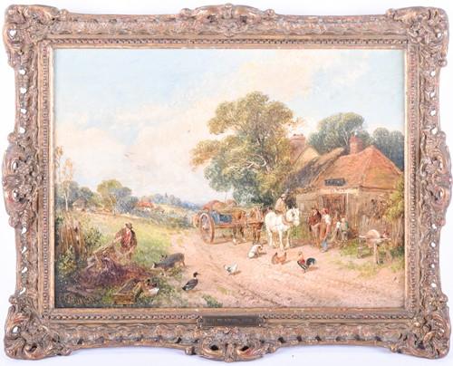 Lot 81 - Edwin L. Meadows (fl. 1854-1872) British, a...